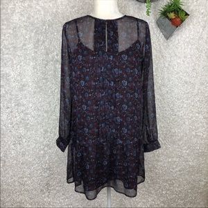 Ann Taylor LOFT Babydoll Dress | XS